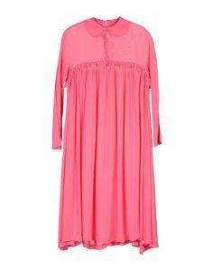 Shop Comme Des GarÇons Knee-length Dress from stores. Tunics, Blouses, Comme Des Garcons, Tunic Blouse, Smocking, Beachwear, Cold Shoulder Dress, Coat, Skirts