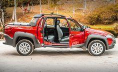 Revisão da direção hidráulica da nova Fiat Strada 2015
