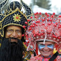 Chinese Carneval in Dietfurt Germany