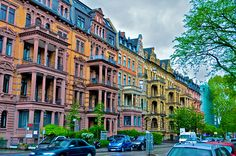 Wiesbaden, Germany.  Lived in Wiesbaden for 5 years.  Loved it.