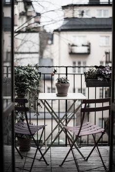 jolie petite terrasse
