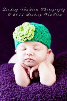 Karen Baby Hat by lemonade couture