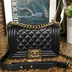 12c2b0d5699d Chanel leboy 20cm香奈儿leboy单肩包链条包 · Chanel BagsChanel ...