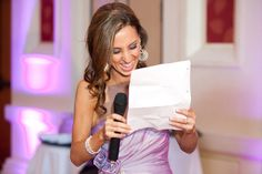 Maid of Honor Speech - How to Write a Maid of Honor Speech | Wedding Planning, Ideas & Etiquette | Bridal Guide Magazine