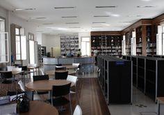 Porto Seguro Library, São Paulo Arch. Olympio Augusto Ribeiro