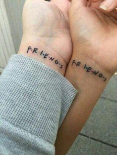 Best friend tat