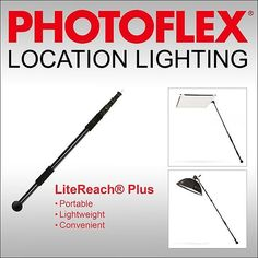 Today on the LiteBlog, we highlight convenient location lighting gear and feature the super-versatile LiteReach Plus. Read the full article at our website (link in bio).