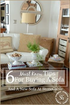 stonegable 6 MUST KNOW TIPS FOR BUYING A SOFA… AND NEW FAMILY ROOM SOFA http://www.stonegableblog.com/6-must-know-tips-for-buying-a-sofa-and-new-family-room-sofa/ via bHome https://bhome.us