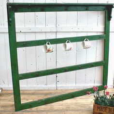Extra Large Solid Wood Game Rack by Restored2bloved on Etsy