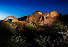Mapungubwe Interpretation Centre. Location: Limpopo, South Africa (South Africa). Architect: Peter Rich Architects, Johannesburg, South Africa. Completed: 2009. Design: 2006-2007. Site size: Total combined floor area: 1'130 m² - Total site area: 2'750 m². Image courtesy of the Aga Khan Award for Architecture. Click above for larger image.