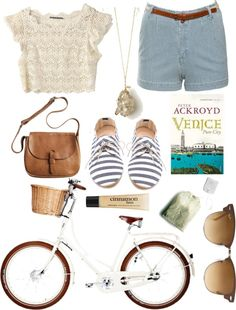 """""""through Venice"""" by sun-and-moon ❤ liked on Polyvore"""