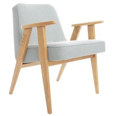 366 easychair in Mentos - TWEED collection.