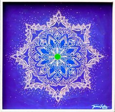 """""""For me, the process of creating a mandala is always one of inspired revelation, elemental surprise, and pure bliss."""" JAMIE LOCKE Voted """"Best Local Artist"""" - IndyStar Best Of Indianapolis 2019 Jamie Watercolor Mandala, Mandala Drawing, Mandala Art, Circle Art, Sacred Art, Hamsa Hand, Silk Painting, Local Artists, Optical Illusions"""
