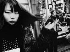 Street Portraits of Tokyo by Tatsuo Suzuki - http://designyoutrust.com/2014/08/street-portraits-of-tokyo-by-tatsuo-suzuki/