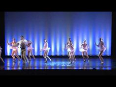 """Beyond Words Dance Company performs """"Falling"""" Choreographed by Kate Jablonski"""