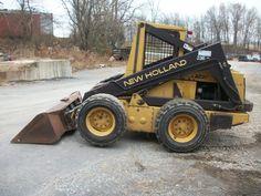 New Holland L783 Skid Loader $6500 New Holland, Equipment For Sale, Trucks For Sale, Monster Trucks