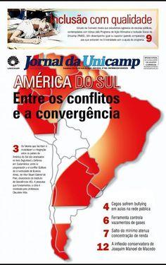América do Sul entre os conflitos e a convergência