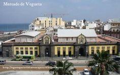 Mercado de Vegueta - Las Palmas de Gran Canaria