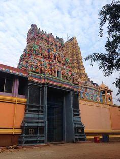 Muthumariamman Thevasthana (Matale) Sri Lanka