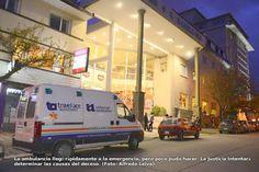 Piedra del Aguila.-: Una estudiante murió en Bariloche
