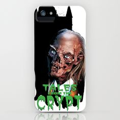 Crypt Keeper: Monster Madness Series iPhone Case by SRB Productions | Society6