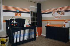 Circus Nursery--for baby boy or girl!