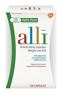 alli® Weight Loss Aid, Orlistat 60mg Capsules,120ct Refill Pack alli http://www.amazon.com/dp/B000OWLNBY/ref=cm_sw_r_pi_dp_GFZTwb0DRNMYM