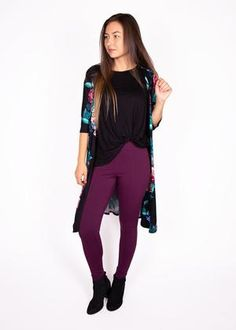 Pixie Pants, Leg Work, Purple Pants, Hogwarts Houses, Affordable Clothes, How To Feel Beautiful, Fit Women, Paisley, Silhouette