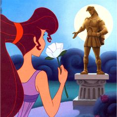 *MEGARA  HERCULES ~ Hercules, 1997...I Won't Say I'm In Love