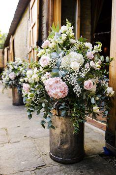 The Tythe Barn - Wedding Photographer Ross Holkham Barn Wedding Flowers, Church Flowers, Barn Wedding Venue, Wedding Flower Arrangements, Farm Wedding, Floral Wedding, Wedding Colors, Floral Arrangements, Rustic Church Wedding