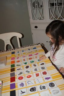 """""""Making Montessori Ours"""": Montessori Color Box 2 & Sorting Cards Montessori Color, Montessori Homeschool, Montessori Toddler, Montessori Materials, Montessori Activities, Color Activities, Maria Montessori, Two Years Old Activities, First Grade Curriculum"""