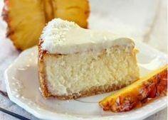Exotický cheesecake s kokosom a ananásom vám otvorí nové obzory