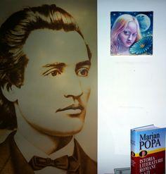 Mihai Eminescu - Floare albastra Roman, Reading, Books, Art, Art Background, Libros, Book, Kunst, Reading Books