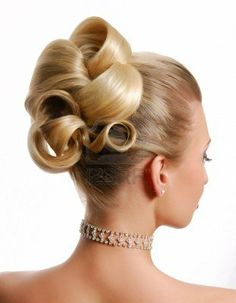 Beauty Wedding Hairstyle