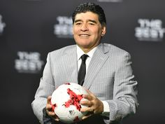 """Diego Maradona football great Diego Maradona is among a host of former World Cup winners lined up for the World Cup draw in Moscow next week.""""Maradona, who captained Argentina to World Cup victory in joins fellow World Cup winners. Maradona Football, World Cup Draw, Madrid Hotels, Diego Armando, Police Call, World Cup Winners, How To Treat Anxiety, English Premier League, Manchester United"""