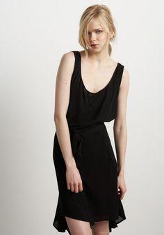 Belted Tank Dress