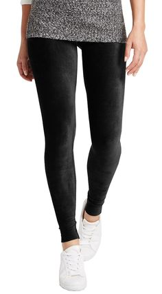 MARKS & SPENCER COLLECTION High Rise Soft Touch Cord Leggings T57/8218.  UK18 Long EUR46 Long  MRRP: £17.50GBP - AVI Price: £7.00GBP