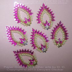 Cd Crafts, Creative Crafts, Hobbies And Crafts, Handmade Crafts, Rangoli Patterns, Rangoli Ideas, Rangoli Designs Diwali, Diwali Craft, Diwali Diy