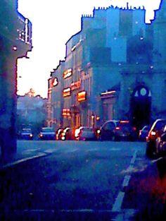 Place Edit de Nantes...le soir