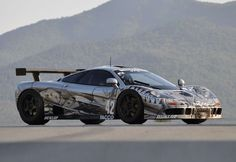 マクラーレンF1 GTRアートカー
