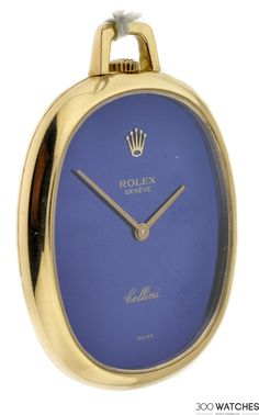 Rolex Cellini 18k Yellow Gold Pocket | discount luxury watches | 300watches
