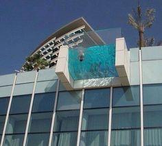 would die if this pool was mine.