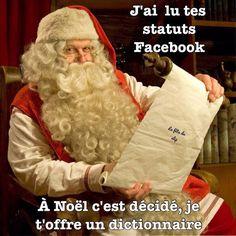 J'ai lu tes statuts Facebook ! #humour
