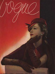 marinni | Малоизвестные обложки Vogue. Часть 3