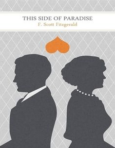 This Side of Paradise is the debut novel of F. Scott Fitzgerald. The book examines the lives and morality of post-World War I youth. Its protagonist, Amory Blaine, is an attractive Princeton University student who dabbles in literature. The novel explores the theme of love warped by greed and status-seeking.