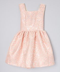 efe3cbd273 Another great find on  zulily! fiveloaves twofish Pink Reign Dress - Girls  by fiveloaves