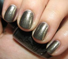 """Next nail color O.P.I in """"Number One Nemesis"""""""