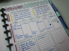 13 Free Planner Pages and Resources For Teachers... I really like the way the pictured page is set up