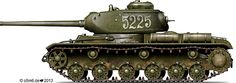 Engines of the Red Army in WW2 - KV-85 Heavy Tank