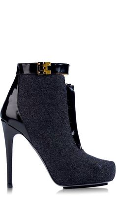 I love ankle boots
